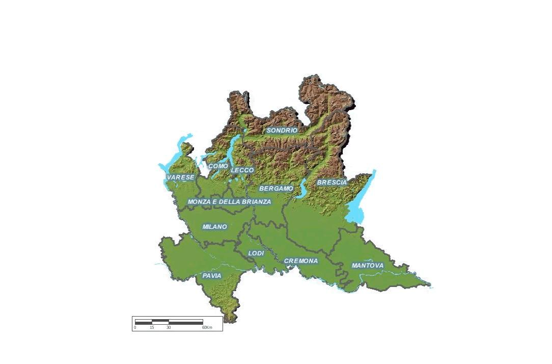 La Cartina Fisica Della Lombardia.Mercato Immobiliare Italia Lombardia In Vetta Con Il 22 Delle Compravendite Guidafinestra