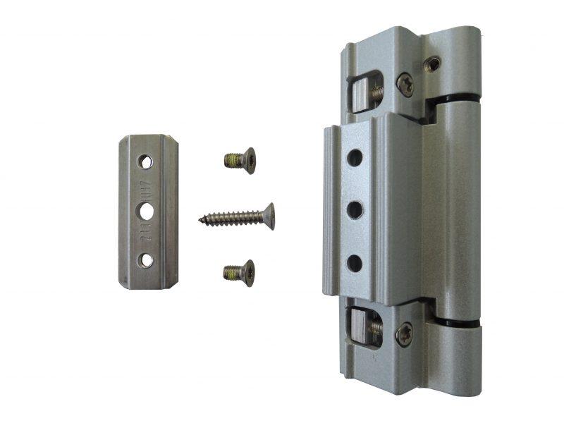 Finestre alluminio cerniera roto al per apertura esterna guidafinestra - Finestre apertura esterna ...