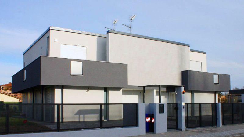 Monoblocco RoverBlok in un edificio nZEB