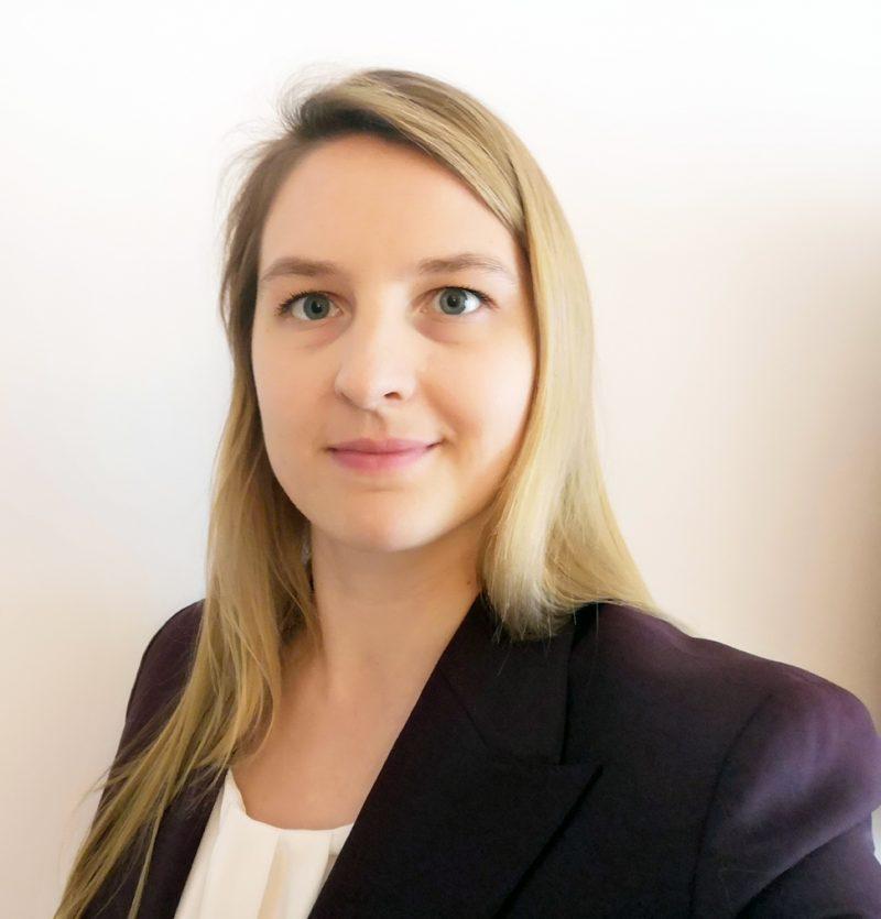 Victoria Renz-Kiefel è il nuovo volto di Swisspacer
