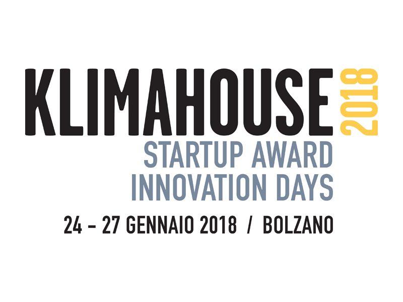 Klimahouse Startup Award: l'edilizia verso il futuro
