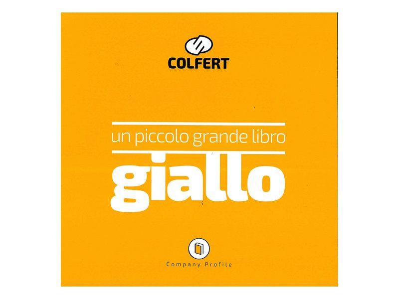 Distribuzione & Colfert: un piccolo grande libro giallo