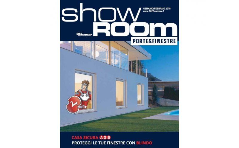 ShowRoom Porte&Finestre. E' uscito il primo numero del 2018