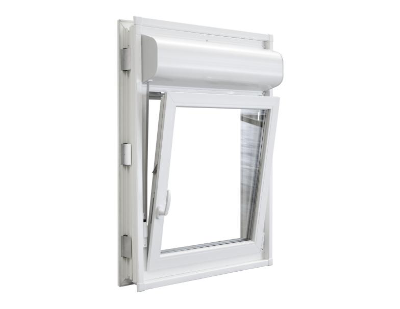 Sistema MD, finestra Piva Group certificata Passive House