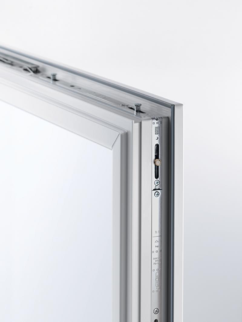 Linea Serramenti Antieffrazione in PVC – Style 70 RC2