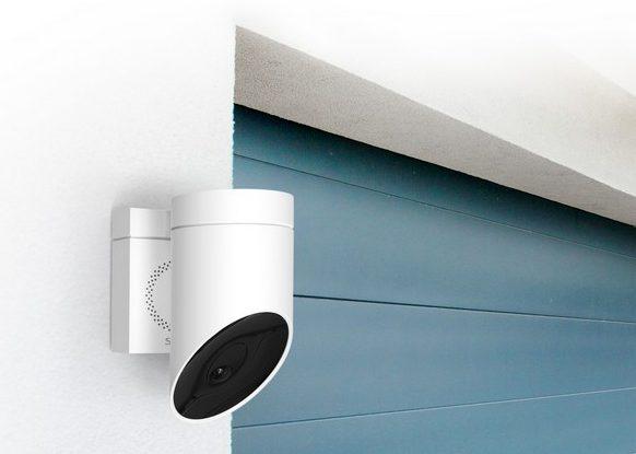 Sicurezza: Somfy Outdoor Camera per esterni