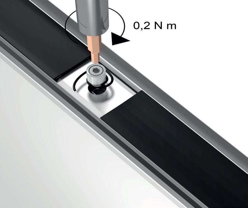 Vetri: Swisspacer Air, la valvola con membrana trova nuove applicazioni