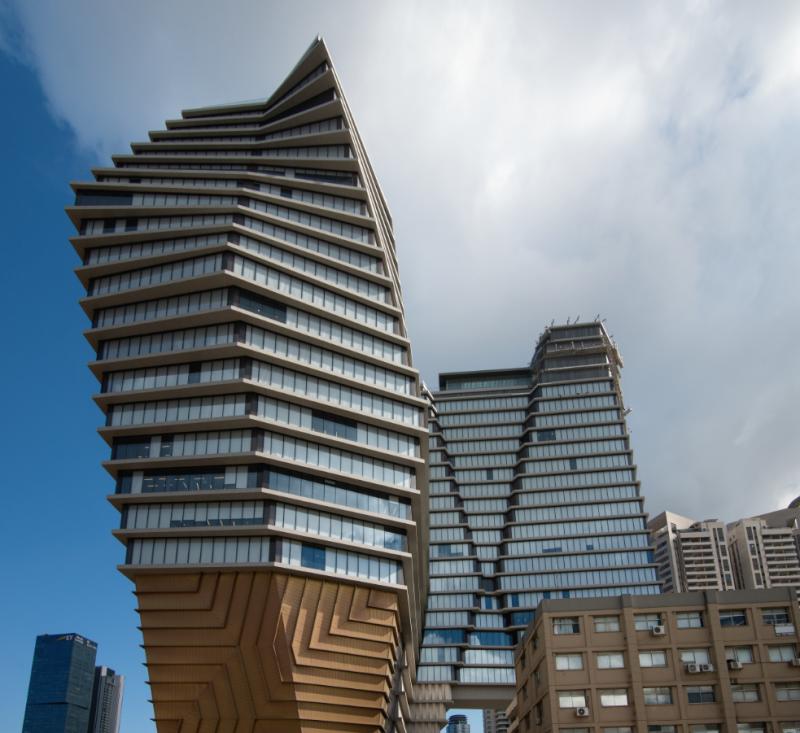 4000 schermature solari Pellini per il complesso ToHa di Tel Aviv