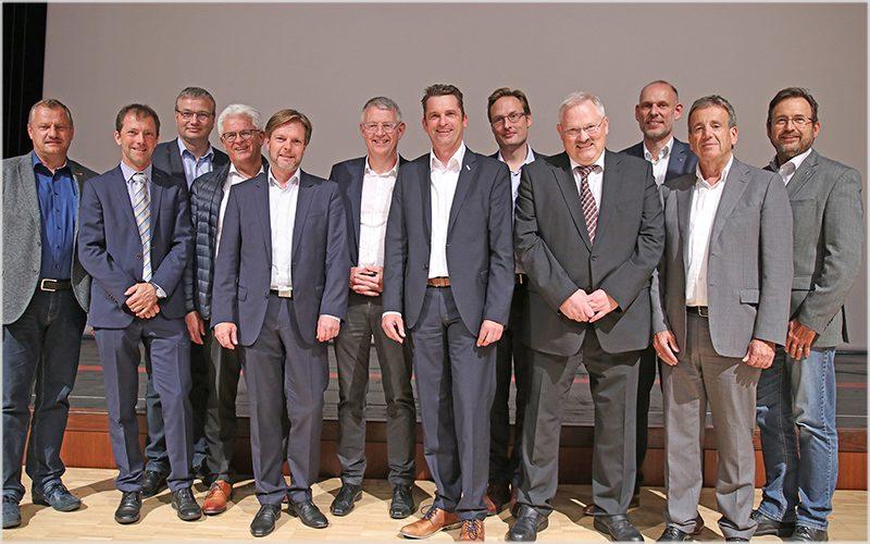 Nuova governance per ift Rosenheim. Oskar Anders presidente