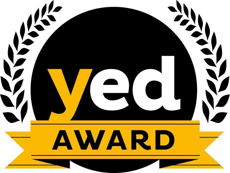 YED Award alla fiera YED di Pordenone