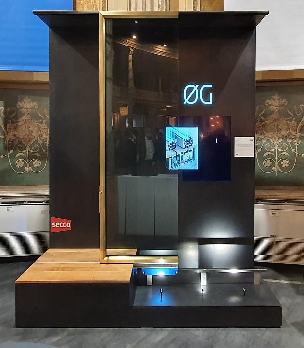 ØG Zero Gravity di Secco Sistemi vince il Premio per l'Innovazione