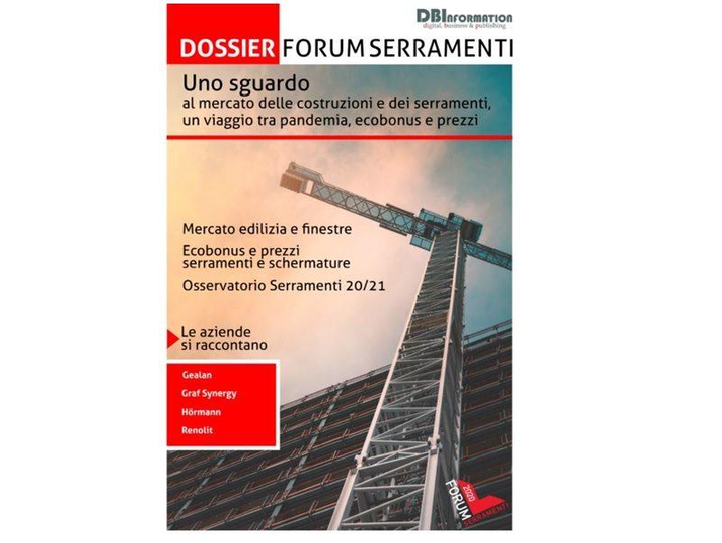 Dossier Forum Serramenti, uno speciale da leggere e ascoltare