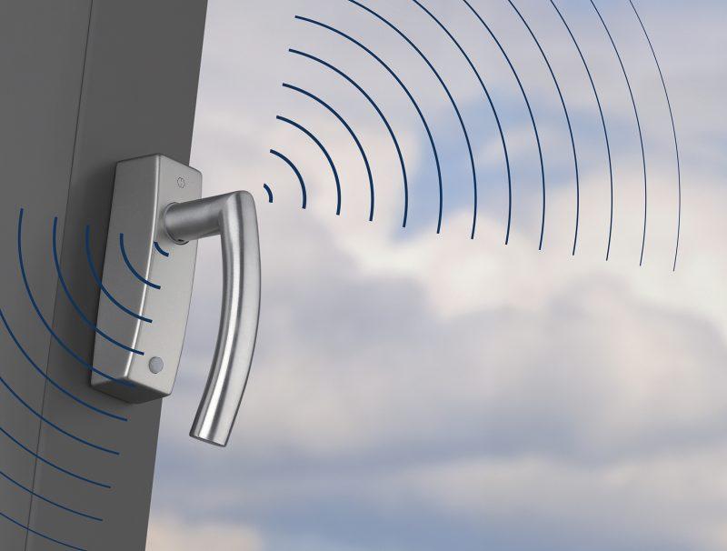 Maniglie Wi Fi Hoppe Per Finestre Antieffrazione Guidafinestra
