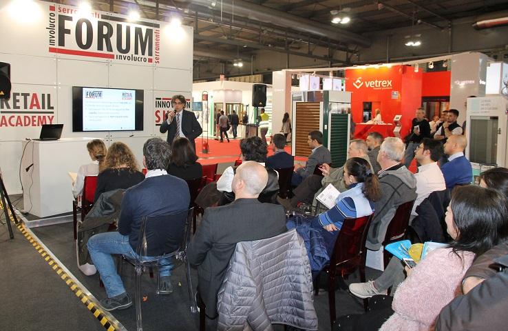 Forum Involucro e Serramenti: lo Showroom al Centro