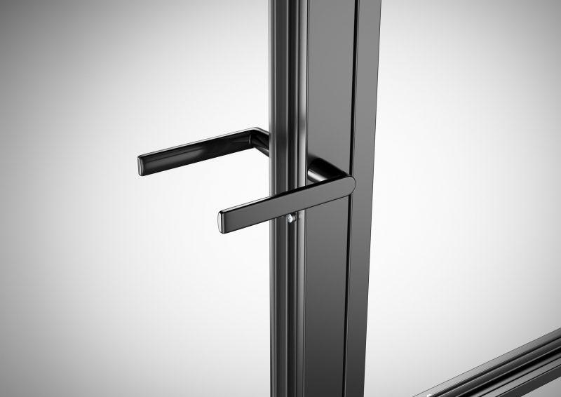 Porte per loft LFT Hörmann: trasparenze da mood industrial