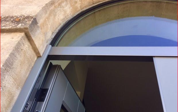 Porte blindate: Alias per il Museo delle Trame Mediterranee a Gibellina