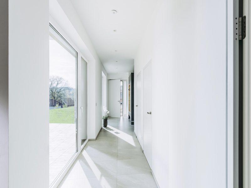 KF520 di Internorm finestra per l'architettura