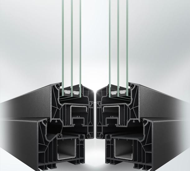 Finestre in Pvc: il nuovo sistema Schüco LivIng