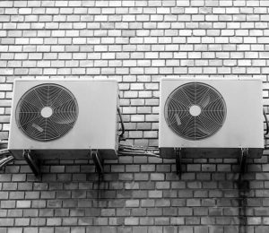 impianto di climatizzazione di un ufficio postale