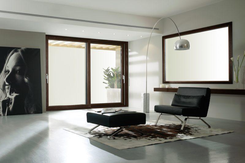 Finestre in legno-alluminio – Ponzio