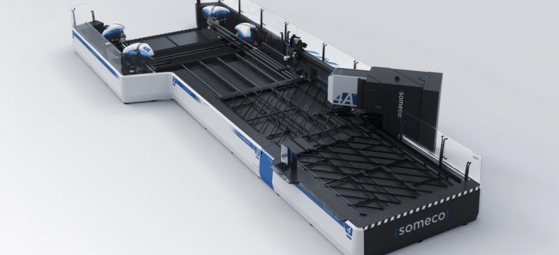 someco, soluzioni per infissi PVC a Industria 4.0 da Voilàp
