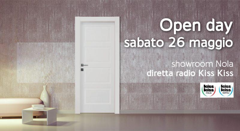Porte e finestre: open day Nusco per i 50 anni