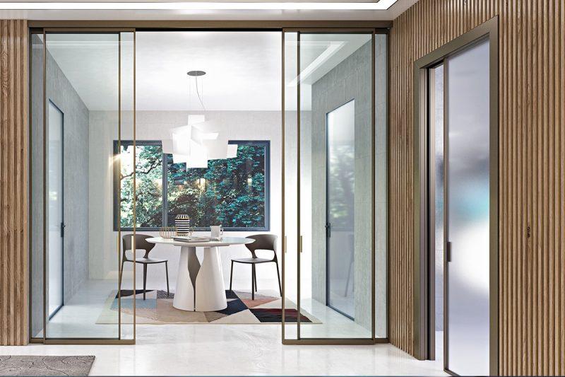 Porte Interne In Alluminio – Ponzio