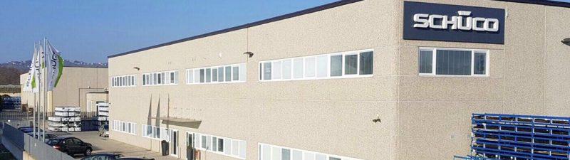 Sconto in fattura per Schüco PWS finestre in pvc