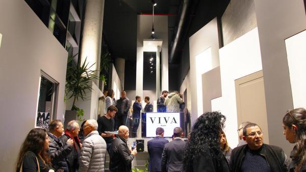 Porte: showroom monomarca Viva a Tel Aviv